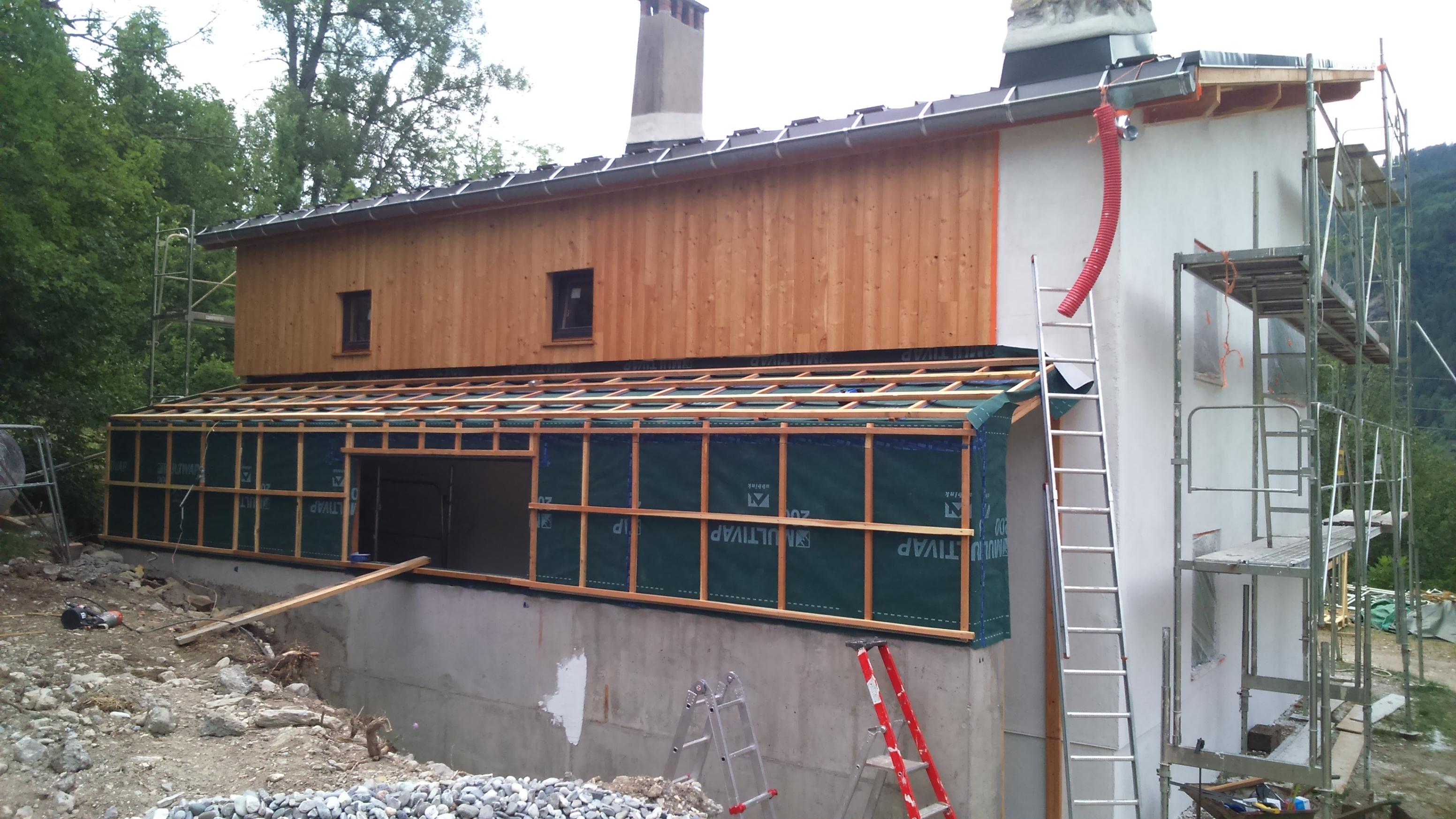 toiture pour terrasse extérieur